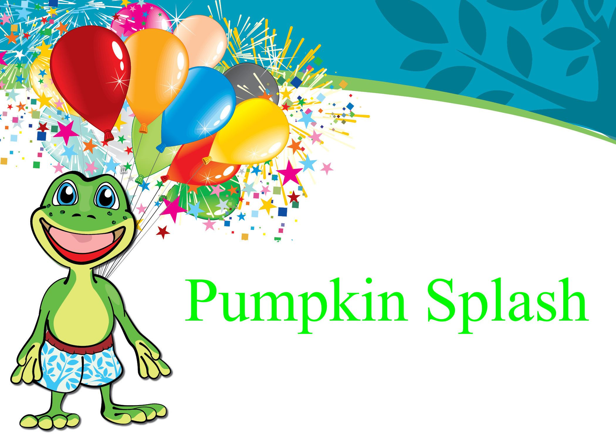 Pumpkin Splash